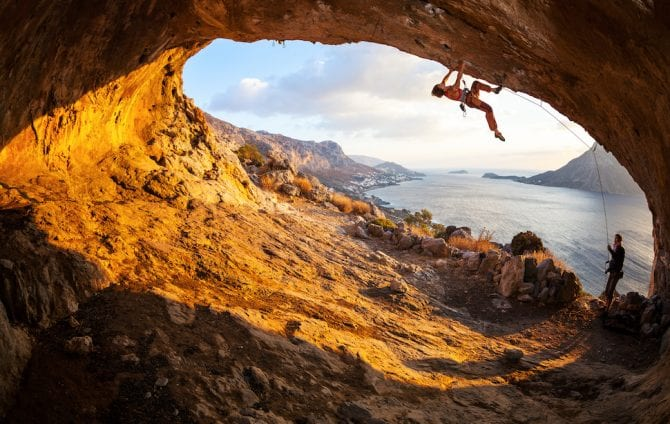 The Menstrual Cycle and Climbing Performance