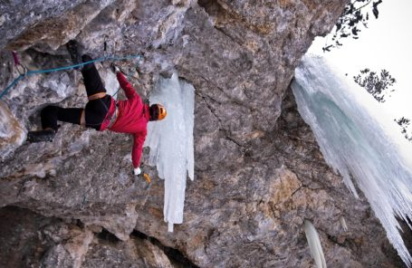Is Mixed Climbing Legitimate?