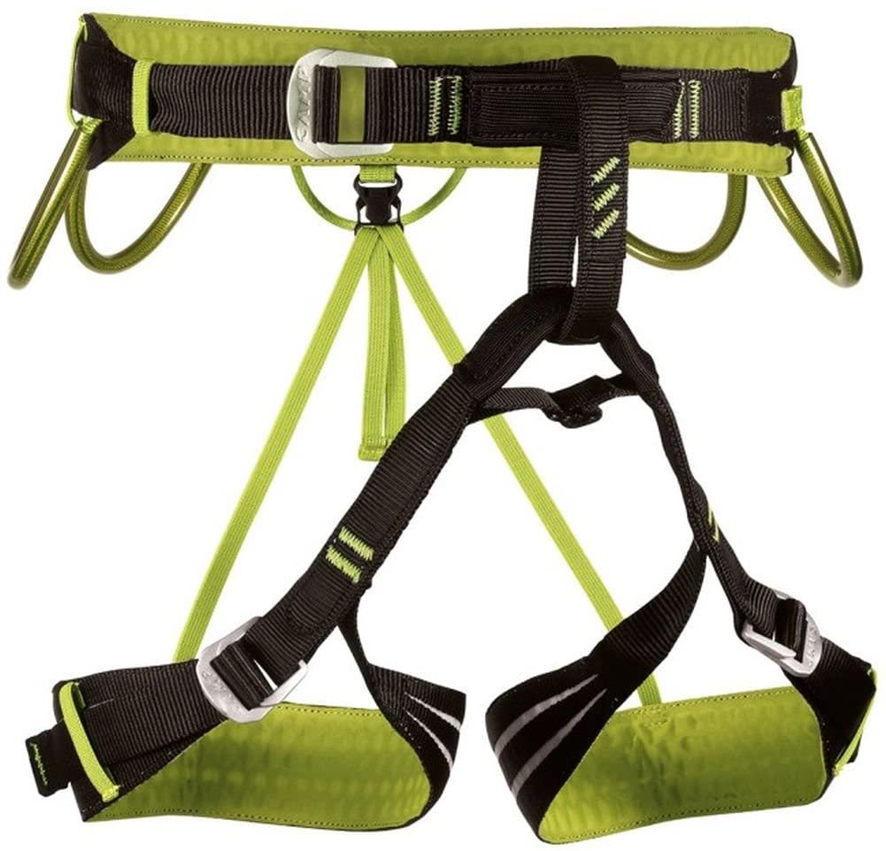 Camp Alpine Flash climbing harness.