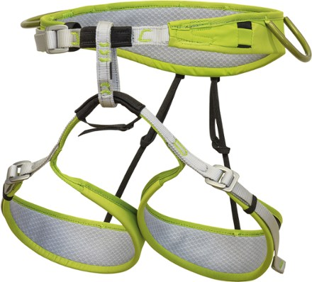 Camp USA Air CR Evo climbing harness.