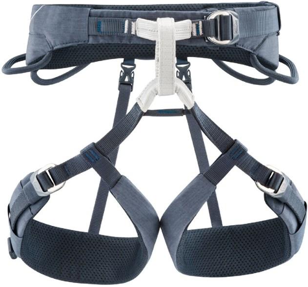 Petzl Adjama climbing harness.