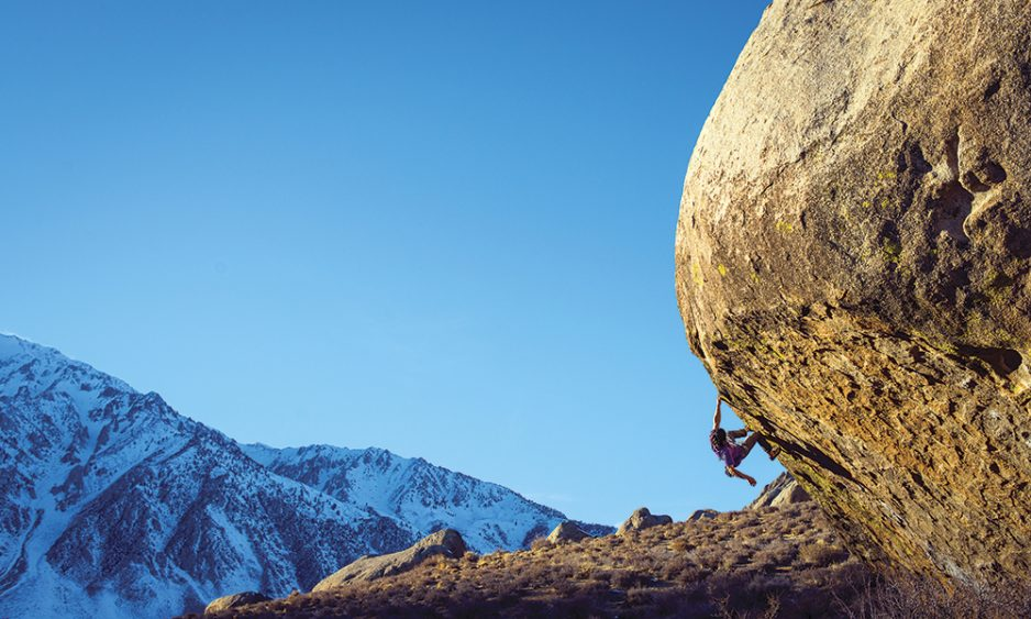 Bishop Bound: The Boulders and Beyond