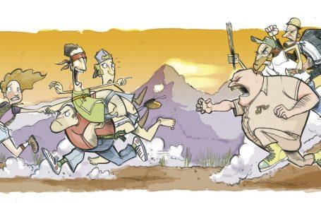 John Long: Mountains of Trouble