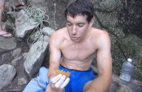 TNB: Big Wall Soloing Sustenance – Cookies vs. Bugs