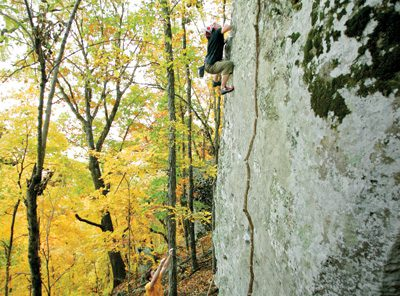Climb Safe: Spotting for Bouldering