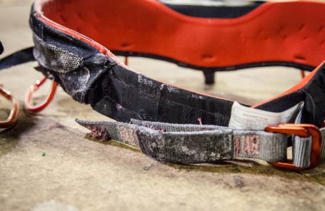 Climb Safe: The Electric Harness Acid Test