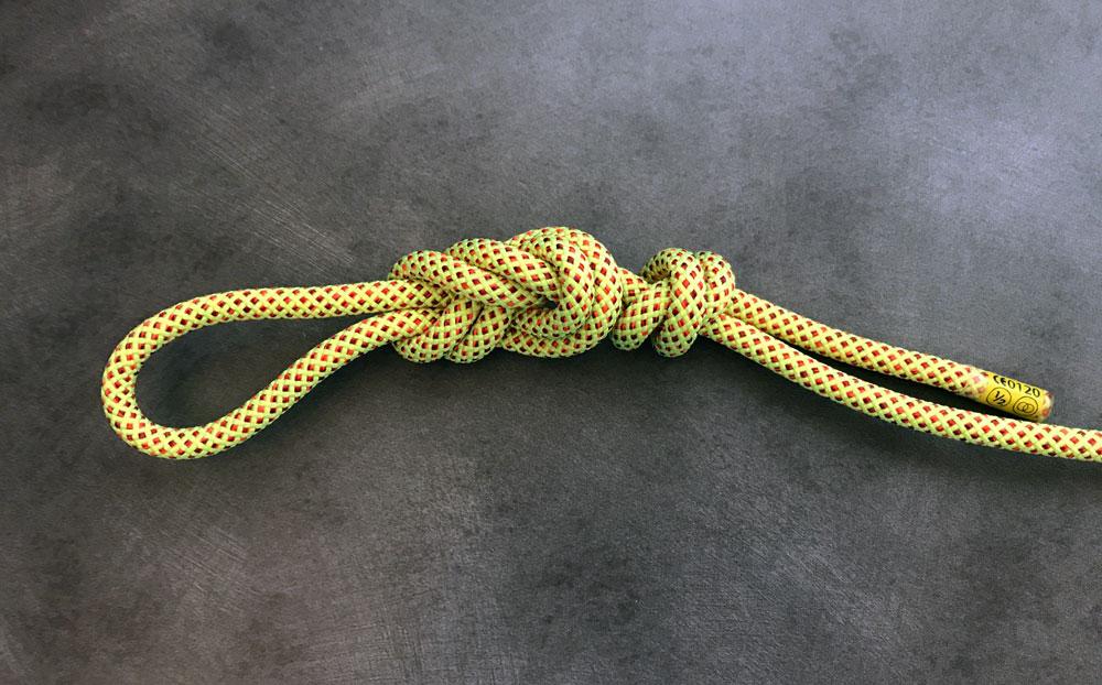 trace 8 knot