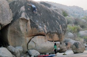 The Pad Problem: Honnold, Kehl on Headpoints and Highballs