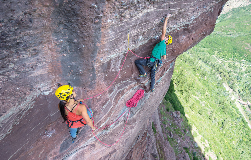 How to Climb: How to Belay a Climber Safely and Securely