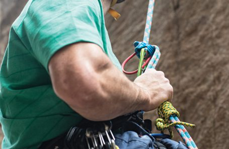 How to Rappel