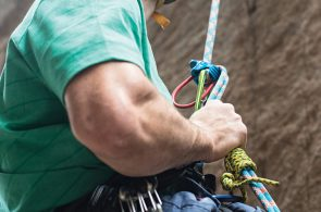 What's The Best Rappel Back-Up?