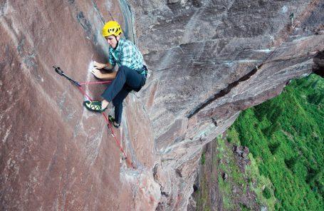 Rock Climbing Technique