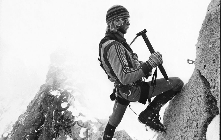 Jeff Lowe, Best Alpinist of a Generation, Dies at 67