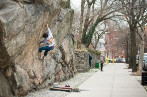 Beta: Big Apple Bouldering