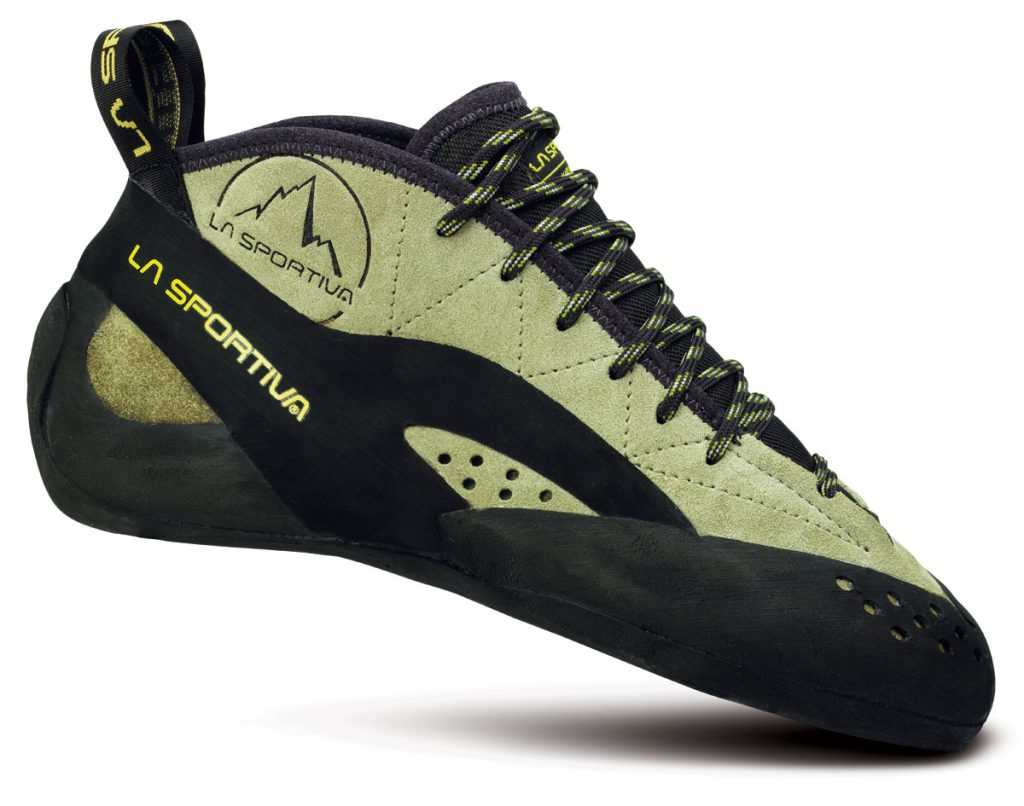 The TC Pro is one of the best climbing shoes out there.
