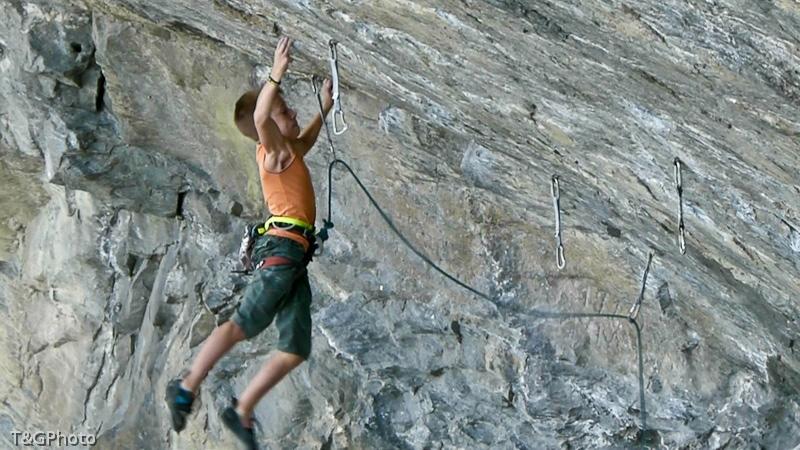 rock climber death