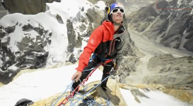 David Lama Sounds Off on Cerro Torre, Pakistan and More - Rock and Ice