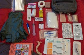 DIY First-Aid Kit?
