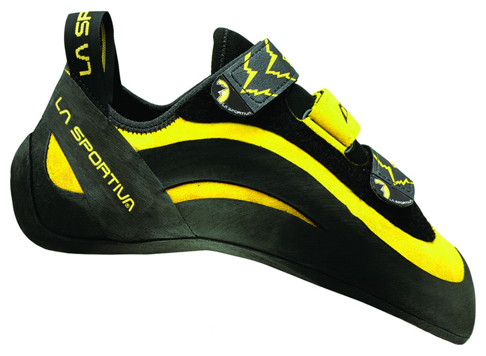 The Miura might be the best climbing shoes out there.