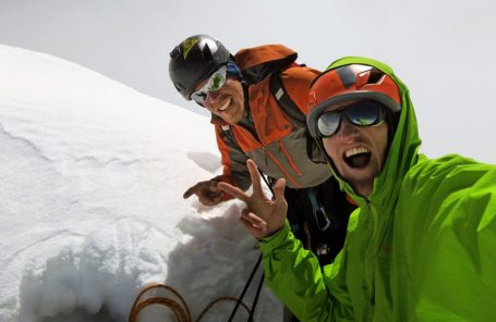 Climbing World Mourns the Loss of Hayden Kennedy and Inge Perkins