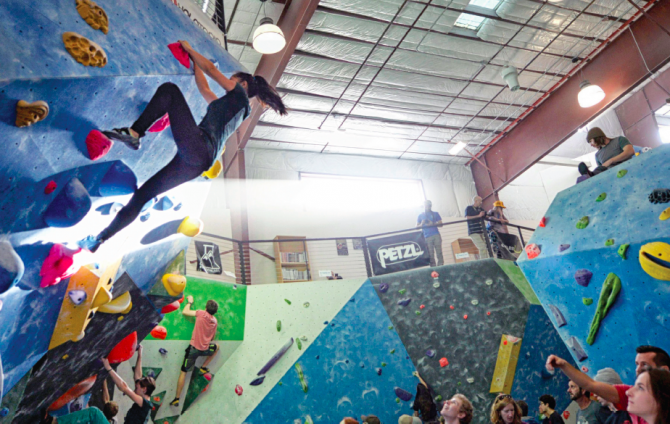 The Perils of Plastic: Gym Climbing's Most Common Accidents