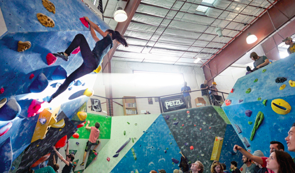 The Perils Of Plastic Gym Climbing S Most Common Accidents