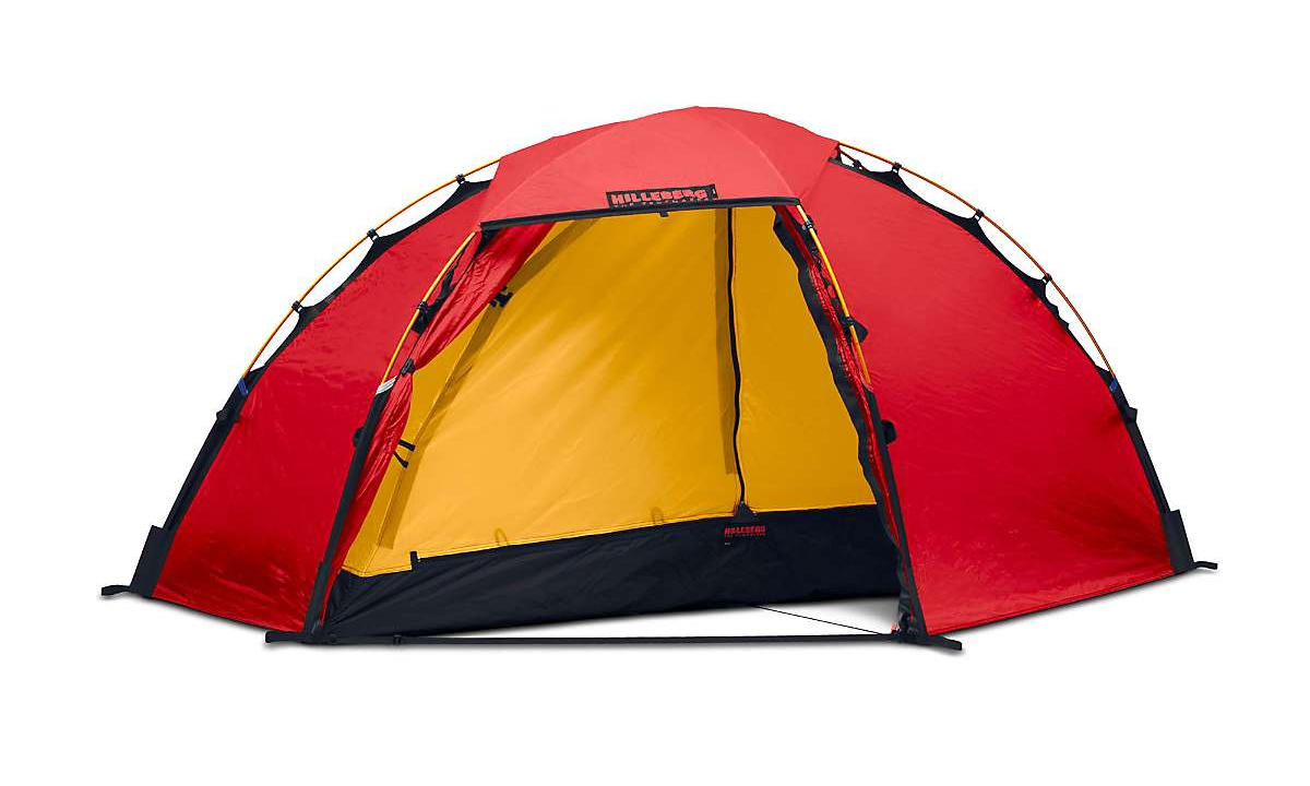 sc 1 st  Rock and Ice Magazine & First Look: Hilleberg Soulo Tent