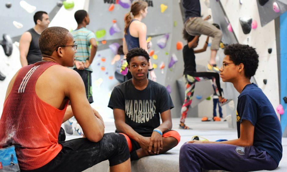 rock climbing gym owner salary