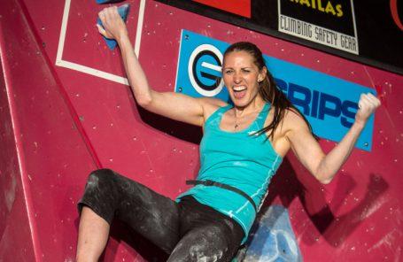 Alex Johnson: Am I Still a Professional Climber?