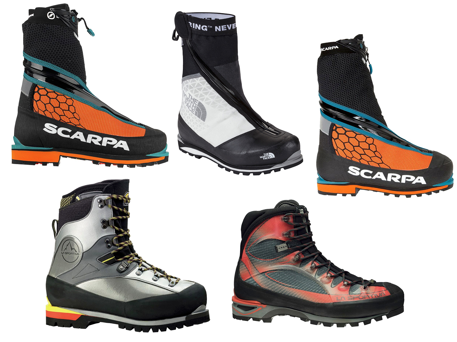 July 4 climbing gear sale ice and mountaineering boots