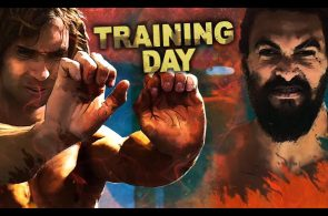 Chris Sharma, Jason Momoa and Mark Twight - Training Day