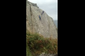 Weekend Whipper: Franco Cookson's Ground Fall While Soloing