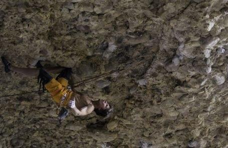 Chuck Odette, 62, Climbs