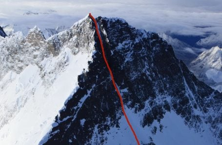 American Team Aims to Ski the 'Dream Line' on Lhotse