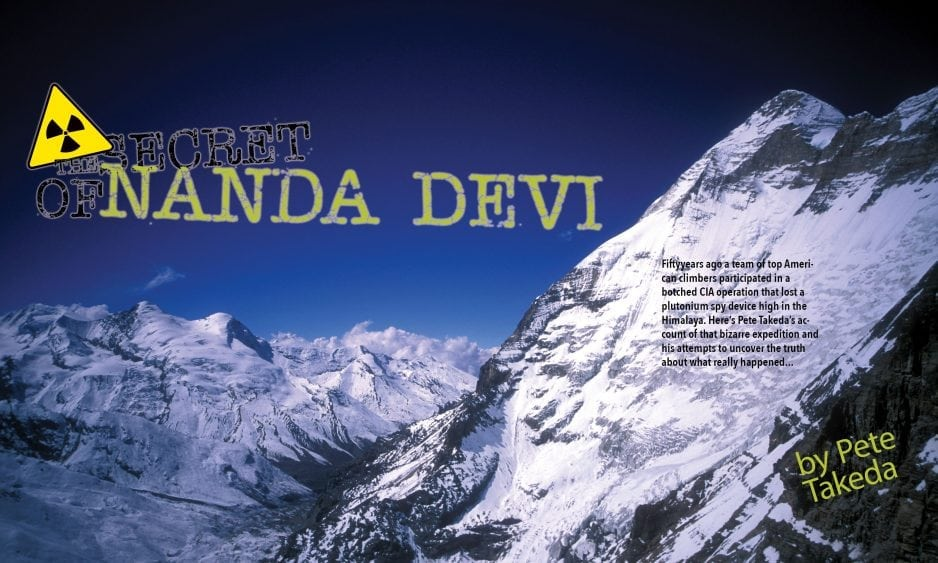 The Secret of Nanda Devi