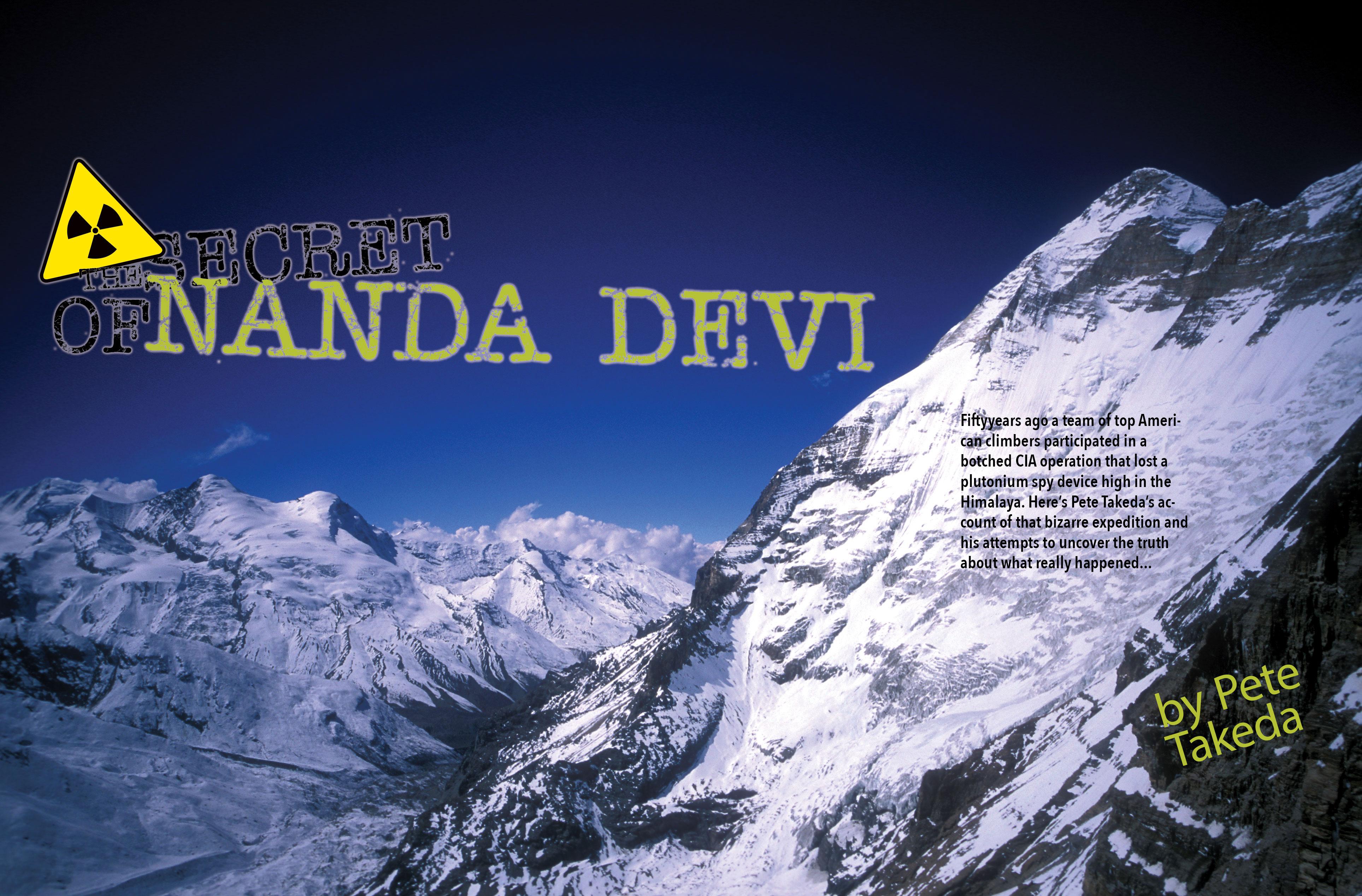 The Secret Of Nanda Devi