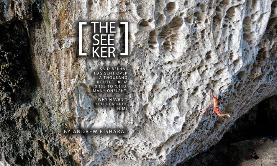 The Seeker: Said Belhaj