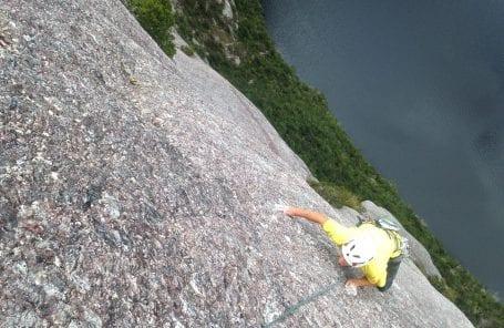 The Climbing/Training Balance of a Nomadic Lifestyle