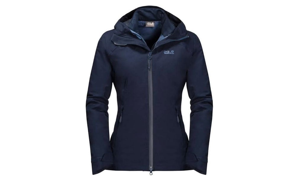 Jacket Sky First LookJack Aurora 3n1 Wolfskin oWEQxBerdC
