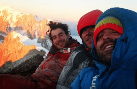 Spanish Climbers Make Fourth Known Ascent of the