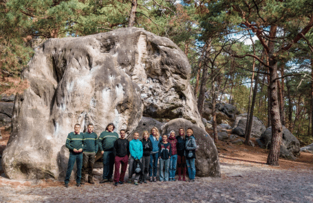 Climbing Ban on Elephant Boulder in Fontainebleau