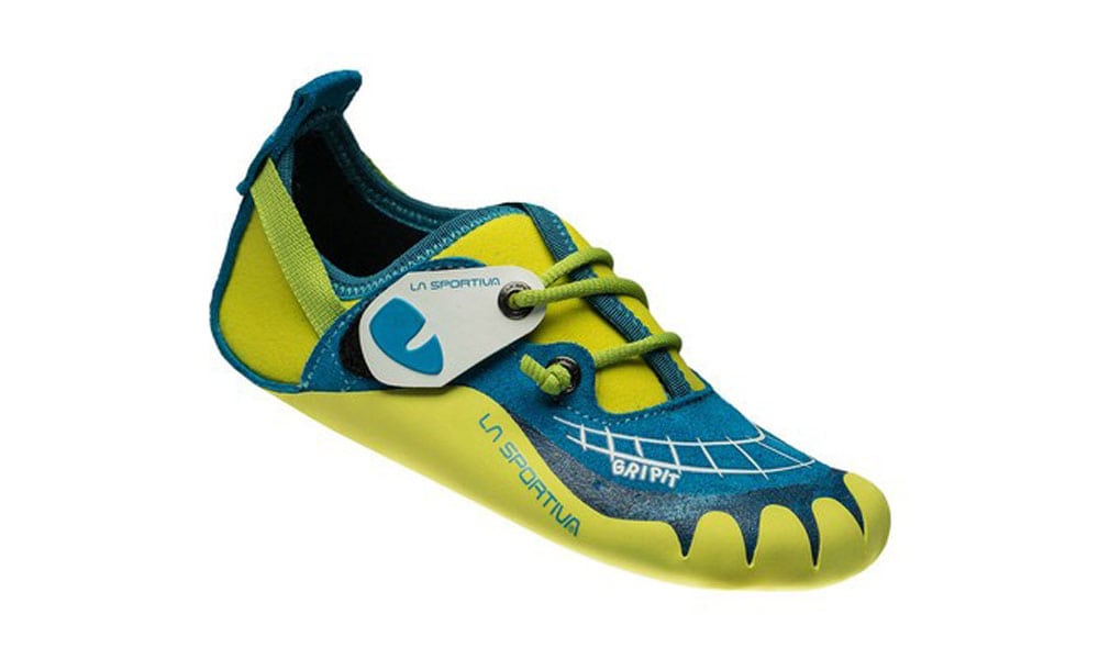The GripIt is one of the best climbing shoes for kids.