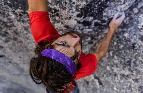 Sean Villanueva-O'Driscoll Stems his Way to Second Ascent of