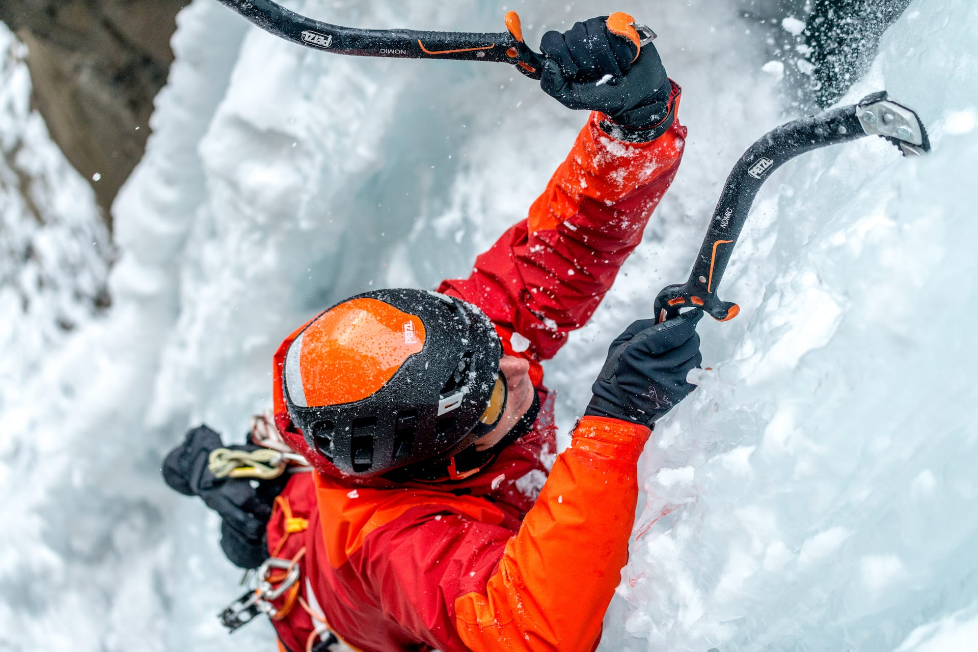 How to Choose the Right Ice Tool this Winter - Rock and Ice