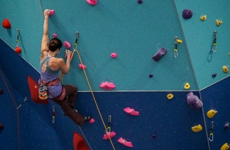 The Eagle-Vail Area Gets its First Climbing Gym