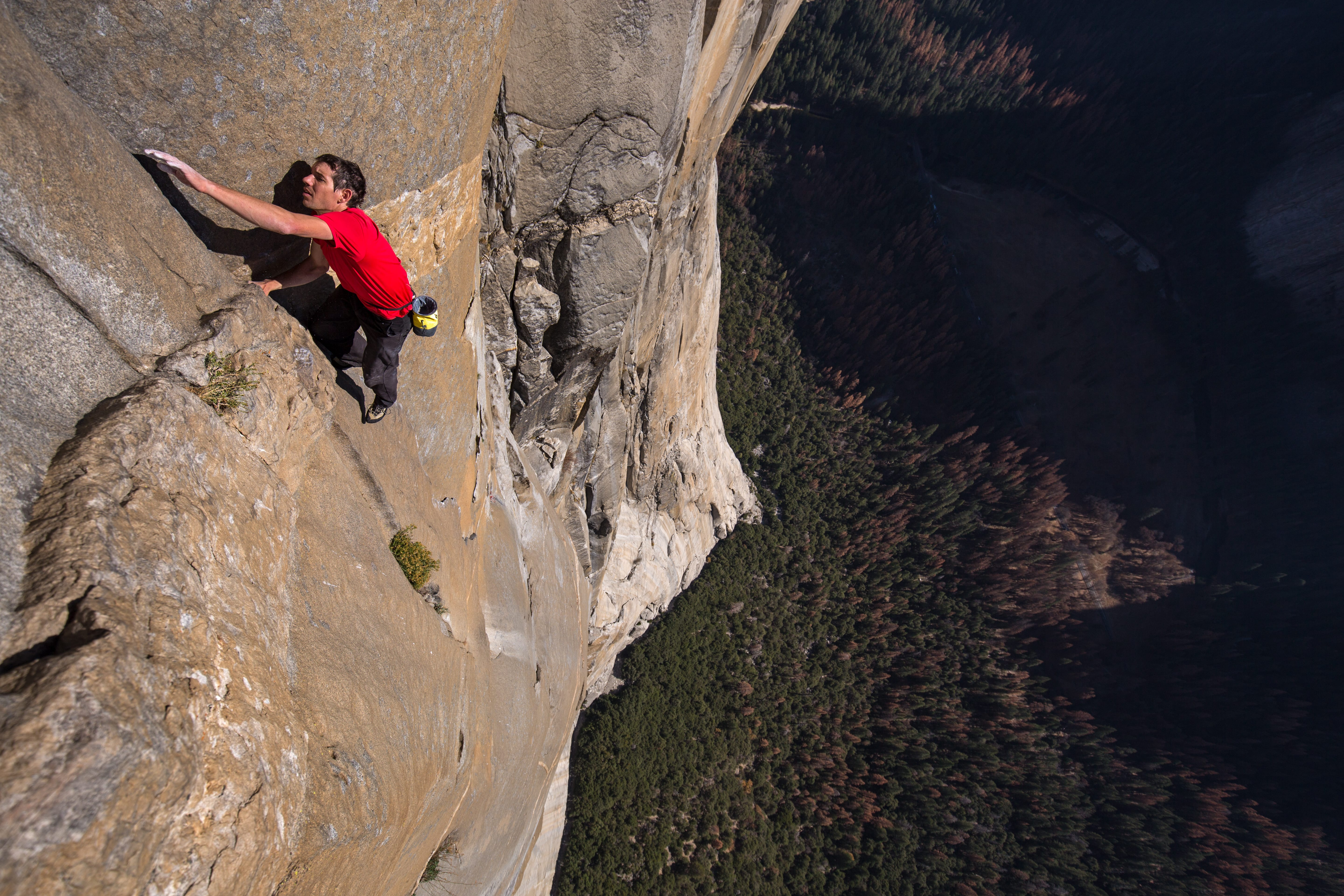 Inside the Making of Free Solo', the Most Thrilling Climbing Movie Ever Made