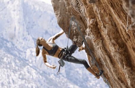 Alex Johnson: Vacation Climbing vs. Sending the Gnar