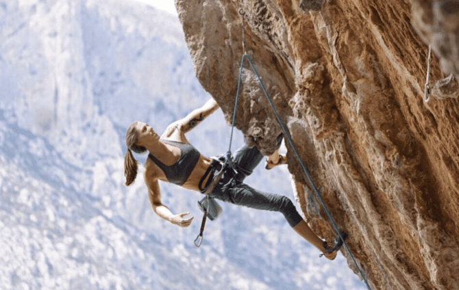 Alex Johnson: Vacation Climbing vs. Sending the Gnar