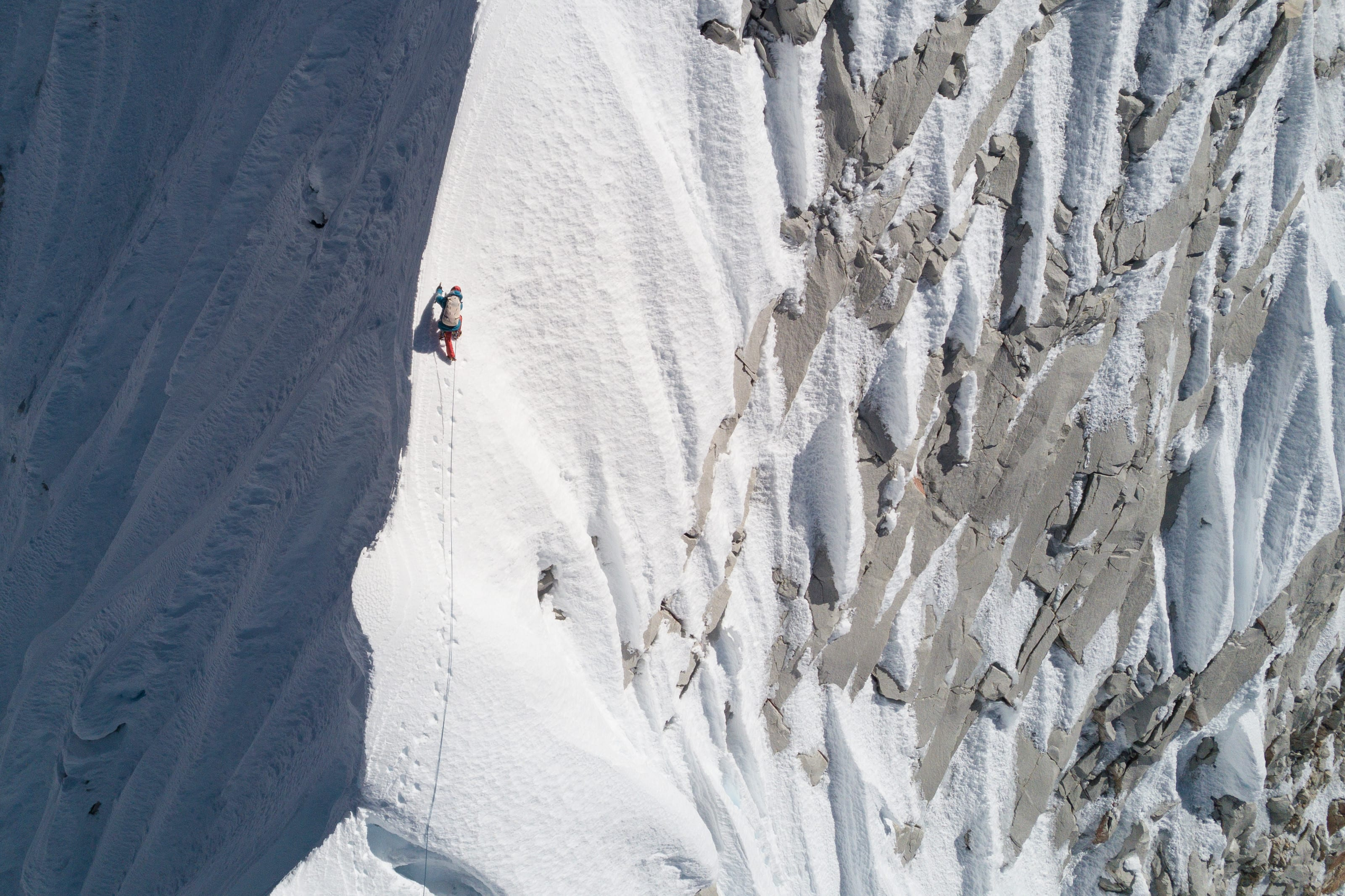 Interview: David Lama on His Lunag Ri Solo - Rock and Ice
