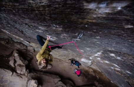 Everybody is Sending in the Red River Gorge!